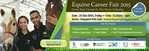 Equine Career Fair 2015