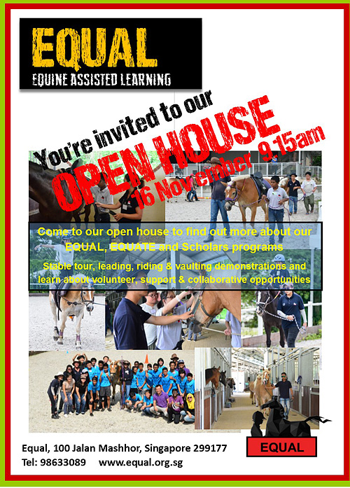 EQUAL Open House